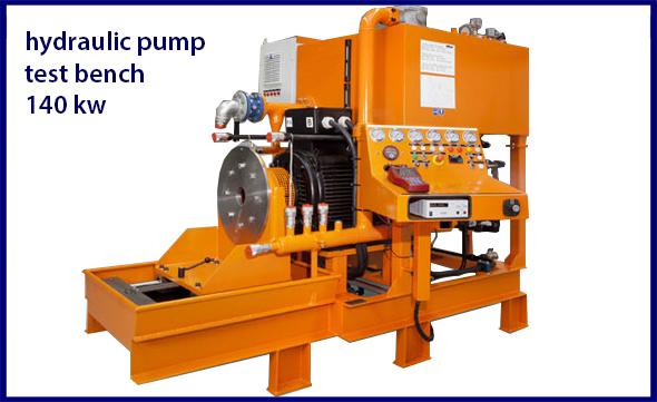 Hydraulic Test Bench Hydstock Hydraulic Parts Gear